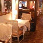 notre table réservée tous les soirs