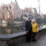 een leuk uitstapje in Brugge aangevuld met een lekkere Bib Gourmand, de Kok au Vin