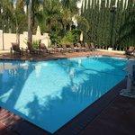 nice swiming pool