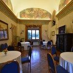 Castello della Castelluccia - Sala delle Cristalliere