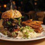 ThePub-Burger