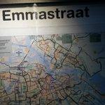 Emmstraat Tram Stop for Hilton
