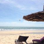 The Anantara beach