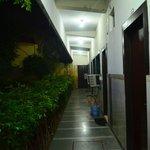 Ground floor rooms