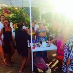 Onikon Beach Party