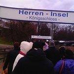 arrivo all' Herreninsel