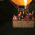 Romantic Balloon Ride GC Hinterland