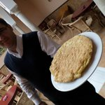 La tortilla de papas