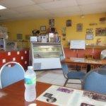 CubaItalia Dining Area