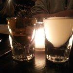 Pickle Back Cocktail