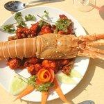 Lobster Chilli Garlic