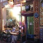 Eingang Golden Temple