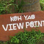 Koh Yao View point