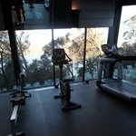 EXERCISE ROOM - MONDA PAVILLIONS