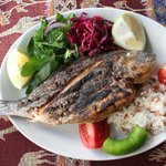 Delicious Grilled Fish!