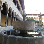 la fontana dove le monache si lavavano le mani