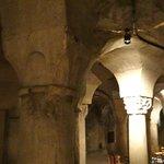 Krypta von Saint Benigne in Dijon