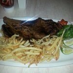Tbone and chips K120