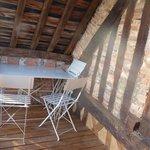Balcon chambre Monalisa