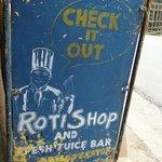 the roti shop