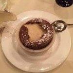 3 chocolate Souffle