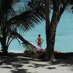... beach villa ...