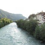 Рейн в Иланце