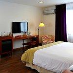 Habitación Master LCD Air conditioner Room Luxury