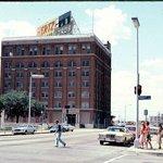 Former Schoolbook Depository 411 Elm Street