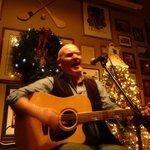 George Donaldson in concert at Nolan's