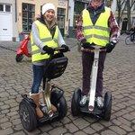 moments segway tour Bruges.
