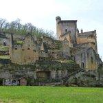 site du château et du village médiéval