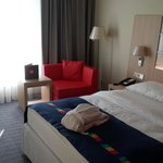 Double bed room at 5th floor