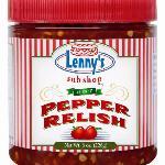 Hot Pepper Relish