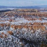 Some of the best views of the hoodoos in the park