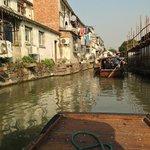 Suzhou canal ride