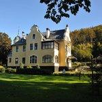 Villa Elise Park Pension - wiosną