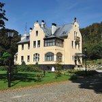 Villa Elise Park Pension - latem
