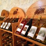 Wine selection