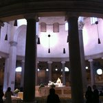 Santo Stefano Rotondo, interno
