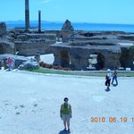 Ruiny Kartaginy, Tunezja