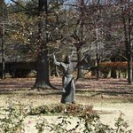 Fr. Pere Marquette statue