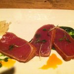 Untouched Seared Tuna