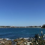 View Towards Manly