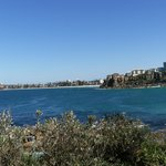 View towards Manly Beach