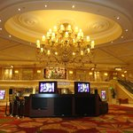 His Venue at the Mirage is very impressive !