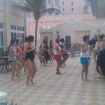 Pool activities