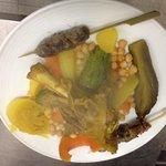Couscous berbere