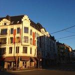 Frogner House Apartments facade