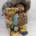 Rodo Padilla sculpture